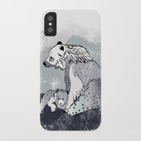 nordic iPhone & iPod Cases featuring Nordic Bears by Pencil Studio
