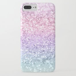 Unicorn Girls Glitter #1 #shiny #pastel #decor #art #society6 iPhone Case