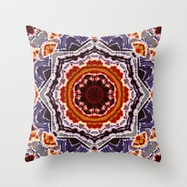Between The Bees Throw Pillow