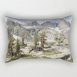 High Sierra Wonderland Rectangular Pillow