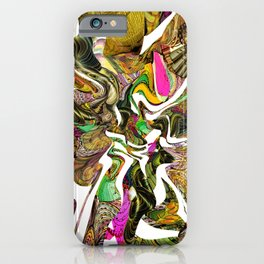 Abstract by lh iPhone Case