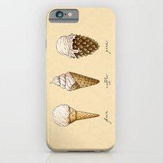 Ice Cream Cones Slim Case iPhone 6