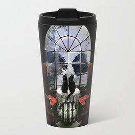 Room Skull Travel Mug