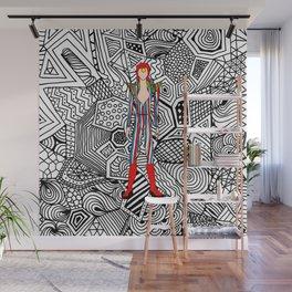 Heroes Fashion 3 Wall Mural
