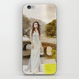Winter is coming...Winter is here. iPhone Skin