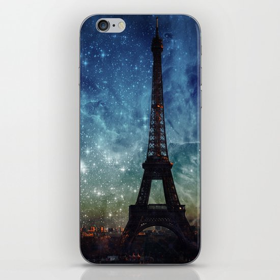 Cosmic Tower II iPhone & iPod Skin