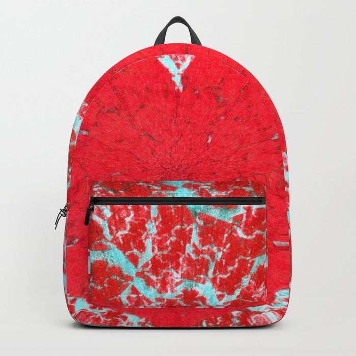 Frosty heart Backpack