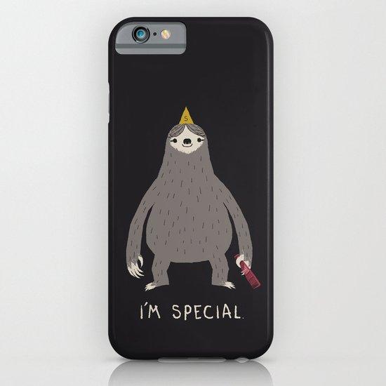 sloth iPhone & iPod Case