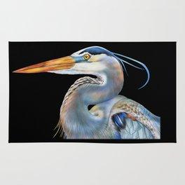 Great Blue Heron Rug