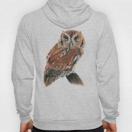 Screech Owl Hoody