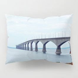 From PEI to NB Pillow Sham