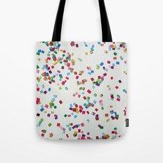 Confetti by Robayre Tote Bag