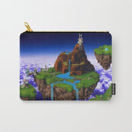Floating Kingdom of ZEAL - Chrono Trigger Carry-All Pouch