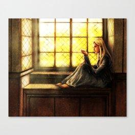 Alexia Ashford Canvas Print
