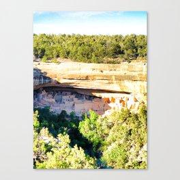 Cliff Palace Study 1 Canvas Print