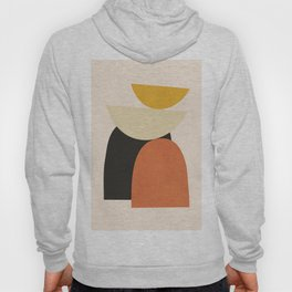 Abstract Shapes 41 Hoody