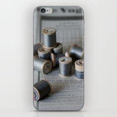 Grey Notions iPhone & iPod Skin