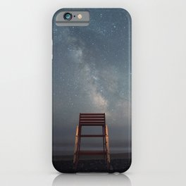 Chair with a View iPhone Case