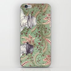 Old Men iPhone & iPod Skin