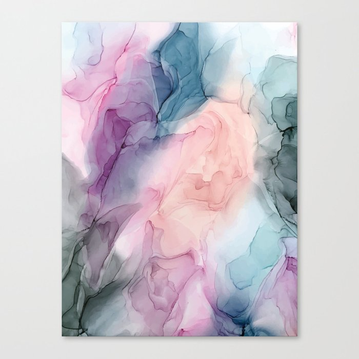 Fluid Art Painting For