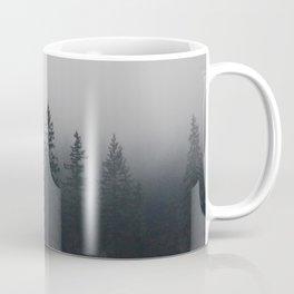 Northwestern misty forest Coffee Mug