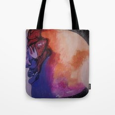Man On The Moon (Revisited) : The Second Landing Tote Bag