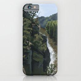 Czech Nature iPhone Case