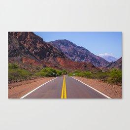 Route 68 Canvas Print