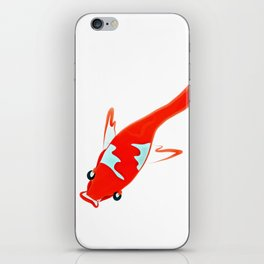 Koi Portrait 22 by LH iPhone Skin