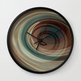 creation triptychon Wall Clock