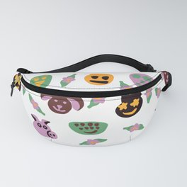 abstract animal pattern Fanny Pack