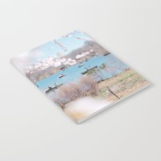new york spring Notebook