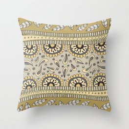 Indie2015 Throw Pillow