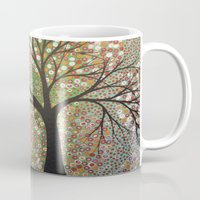 constellations Mugs featuring Constellations  by Amy Giacomelli