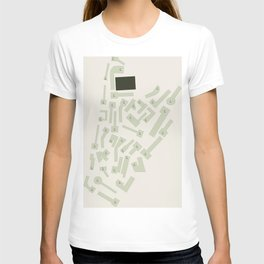 Peter Pan Mini Golf T-shirt