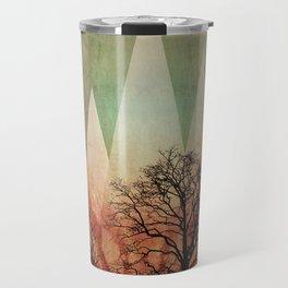 TREES under MAGIC MOUNTAINS I Travel Mug