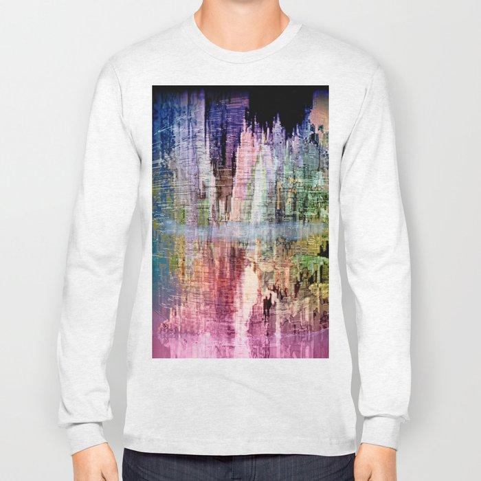 Born in a Wonderful World Long Sleeve T-shirt
