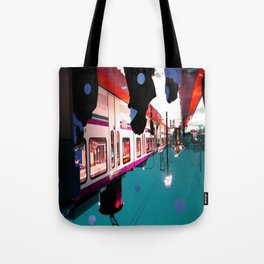 We Remain Undefinable. Tote Bag