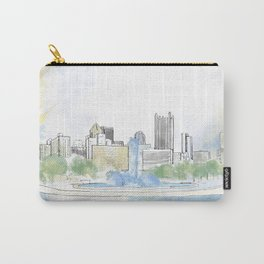 Pittsburgh Point Carry-All Pouch
