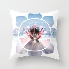 Power of P Throw Pillow