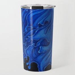Blue Travel Mug