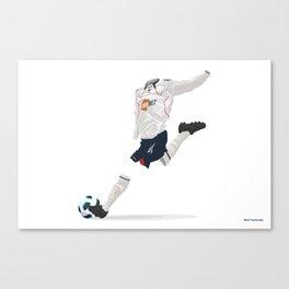 BWFC 2010-11 Canvas Print