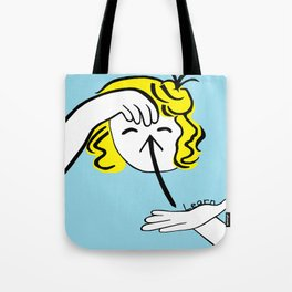 ASL Learn Tote Bag