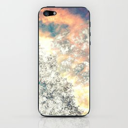 Snow, Sunshine and Sky iPhone Skin