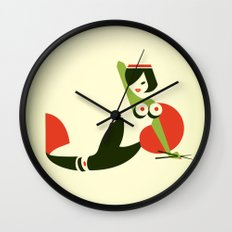 Makimaid Wall Clock