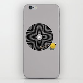 Zen vinyl iPhone Skin