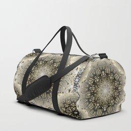 Gilded Nouveau Mandala Duffle Bag