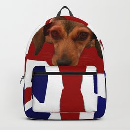 The Smooth Side of being British Backpack