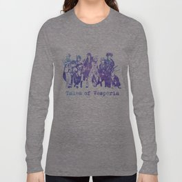 Tales of Vesperia Long Sleeve T-shirt