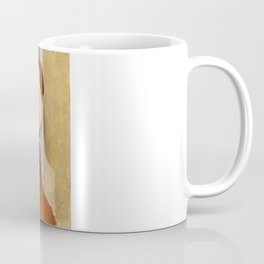 "Amedeo Modigliani ""Portrait of Léopold Zborowski"" Coffee Mug"